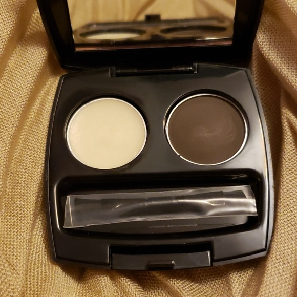 Avon Other - AVON perfect eyebrow styling duo in deep brown